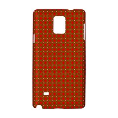 Christmas Paper Wrapping Paper Pattern Samsung Galaxy Note 4 Hardshell Case by Nexatart