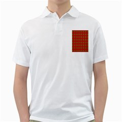 Christmas Paper Wrapping Paper Golf Shirts