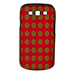 Christmas Paper Wrapping Paper Samsung Galaxy S Iii Classic Hardshell Case (pc+silicone)