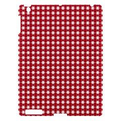 Christmas Paper Wrapping Paper Apple Ipad 3/4 Hardshell Case by Nexatart