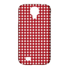 Christmas Paper Wrapping Paper Samsung Galaxy S4 Classic Hardshell Case (pc+silicone)