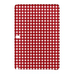 Christmas Paper Wrapping Paper Samsung Galaxy Tab Pro 12 2 Hardshell Case