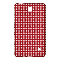 Christmas Paper Wrapping Paper Samsung Galaxy Tab 4 (7 ) Hardshell Case  by Nexatart
