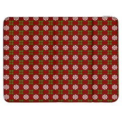 Christmas Paper Wrapping Pattern Samsung Galaxy Tab 7  P1000 Flip Case