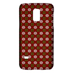 Christmas Paper Wrapping Pattern Galaxy S5 Mini