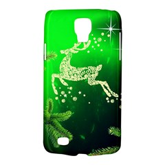 Christmas Reindeer Happy Decoration Galaxy S4 Active
