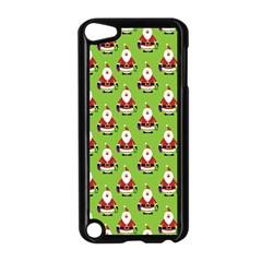 Christmas Santa Santa Claus Apple Ipod Touch 5 Case (black)