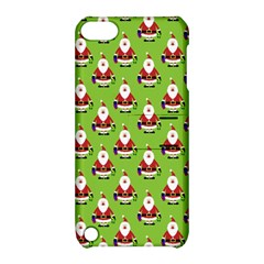 Christmas Santa Santa Claus Apple Ipod Touch 5 Hardshell Case With Stand