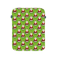Christmas Santa Santa Claus Apple Ipad 2/3/4 Protective Soft Cases