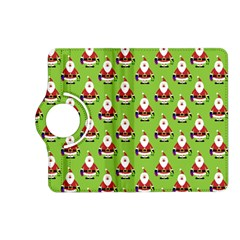 Christmas Santa Santa Claus Kindle Fire Hd (2013) Flip 360 Case