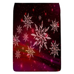 Christmas Snowflake Ice Crystal Flap Covers (s)  by Nexatart