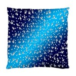 Christmas Star Light Advent Standard Cushion Case (One Side) Front