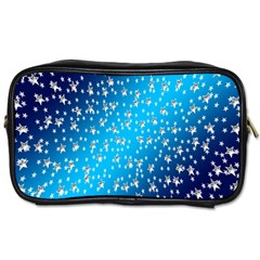 Christmas Star Light Advent Toiletries Bags 2 Side by Nexatart