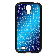 Christmas Star Light Advent Samsung Galaxy S4 I9500/ I9505 Case (black)