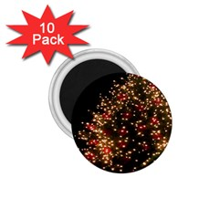 Christmas Tree 1 75  Magnets (10 Pack)  by Nexatart
