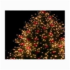 Christmas Tree Small Glasses Cloth