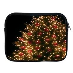 Christmas Tree Apple Ipad 2/3/4 Zipper Cases