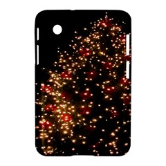 Christmas Tree Samsung Galaxy Tab 2 (7 ) P3100 Hardshell Case  by Nexatart