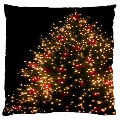 Christmas Tree Standard Flano Cushion Case (two Sides)
