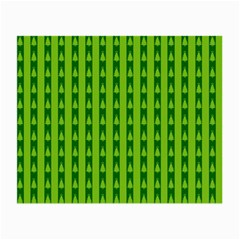 Christmas Tree Background Xmas Small Glasses Cloth