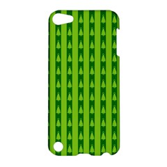 Christmas Tree Background Xmas Apple Ipod Touch 5 Hardshell Case by Nexatart