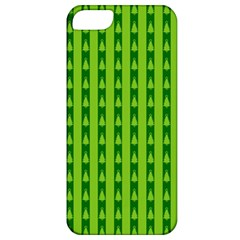Christmas Tree Background Xmas Apple Iphone 5 Classic Hardshell Case by Nexatart