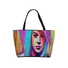Drag On Go Shoulder Handbags by MRTACPANS