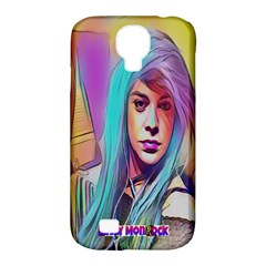 Drag On Go Samsung Galaxy S4 Classic Hardshell Case (pc+silicone) by MRTACPANS
