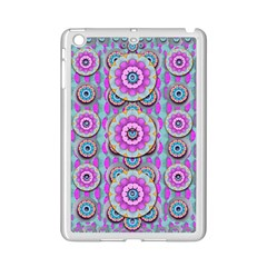 Magic Flowers From  The Paradise Of Lotus Ipad Mini 2 Enamel Coated Cases by pepitasart