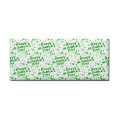 Saint Patrick Motif Pattern Cosmetic Storage Cases