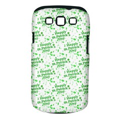Saint Patrick Motif Pattern Samsung Galaxy S III Classic Hardshell Case (PC+Silicone)