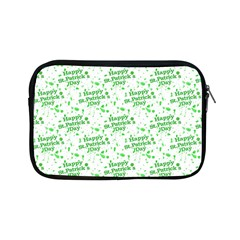 Saint Patrick Motif Pattern Apple Ipad Mini Zipper Cases by dflcprints
