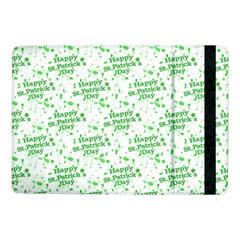 Saint Patrick Motif Pattern Samsung Galaxy Tab Pro 10 1  Flip Case by dflcprints