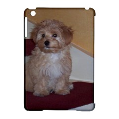 Havanese Puppy Apple iPad Mini Hardshell Case (Compatible with Smart Cover) by TailWags