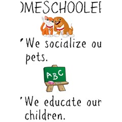 Homeschoolers Socialize 5 5  X 8 5  Notebooks by athenastemple