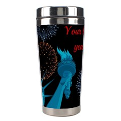 Huddledmasses Stainless Steel Travel Tumblers by athenastemple