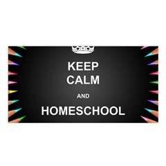 Keepcalmhomeschool Satin Shawl by athenastemple