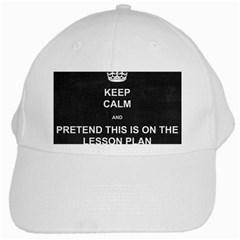 Lessonplan White Cap by athenastemple