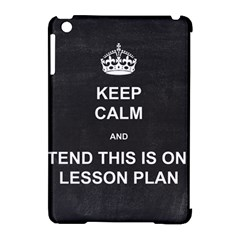 Lessonplan Apple Ipad Mini Hardshell Case (compatible With Smart Cover) by athenastemple