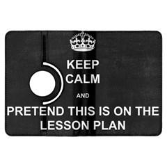 Lessonplan Kindle Fire Hdx Flip 360 Case by athenastemple