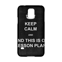 Lessonplan Samsung Galaxy S5 Hardshell Case  by athenastemple