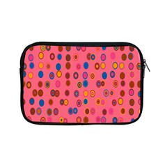 Circles Abstract Circle Colors Apple Ipad Mini Zipper Cases by Nexatart