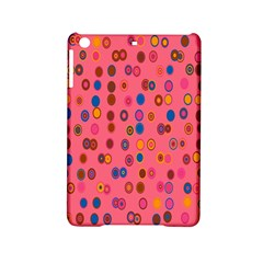 Circles Abstract Circle Colors Ipad Mini 2 Hardshell Cases