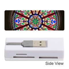 Church Window Window Rosette Memory Card Reader (stick)