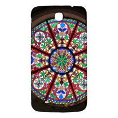 Church Window Window Rosette Samsung Galaxy Mega I9200 Hardshell Back Case