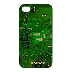 Circuit Board Apple Iphone 4/4s Hardshell Case