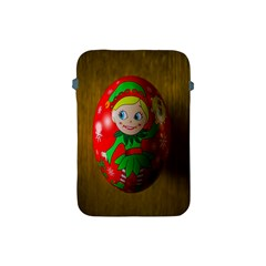 Christmas Wreath Ball Decoration Apple Ipad Mini Protective Soft Cases by Nexatart