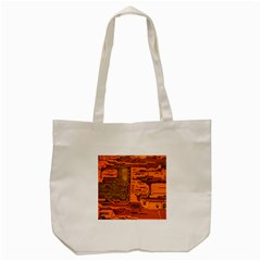 Circuit Tote Bag (cream) by Nexatart