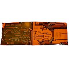Circuit Body Pillow Case (dakimakura) by Nexatart