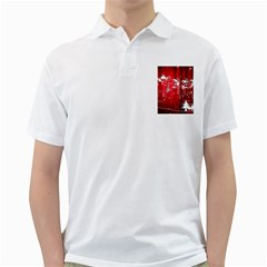 City Nicholas Reindeer View Golf Shirts